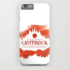 Gryffindor Slim Case iPhone 6s