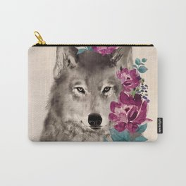 Gently Ferocious Carry-All Pouch