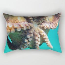 He'e (Octopus) Suckers Rectangular Pillow
