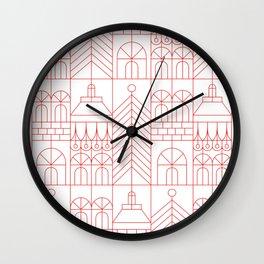 Muuri Wall Clock