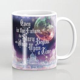 Cinder - Once Upon a Time Coffee Mug