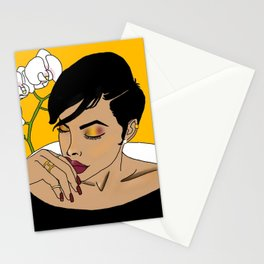 Glowin and Growin Stationery Cards