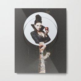 Evil Queen Metal Print