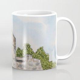 Ruins in the summertime Coffee Mug