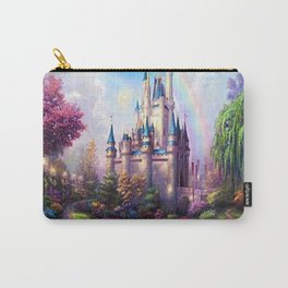 FAIRY FANTASY CASTLE Carry-All Pouch