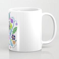 Bird Botanical Mug
