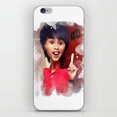 humor iPhone & iPod Skin