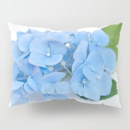 Blue Hydrangeas #1 #decor #art #society6 Pillow Sham