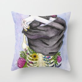 Growing Throw Pillow