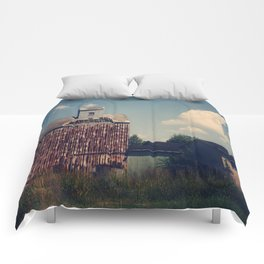 Rusted  Comforters