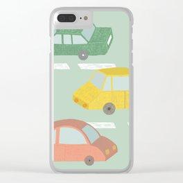 Autoa Clear iPhone Case
