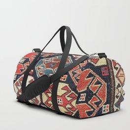 Shahsavan Moghan Southeast Caucasus Khorjin Print Duffle Bag