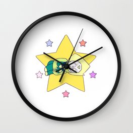 welcome to the team! Wall Clock