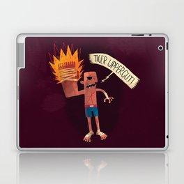 Tiger Uppercut Laptop & iPad Skin