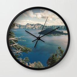 Oregon Dreams Wall Clock