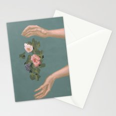 Left Alone Stationery Cards
