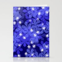 fireflies Stationery Cards featuring Fireflies by Heleen van Buul