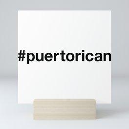 PUERTO RICO Mini Art Print