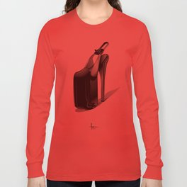 SLAVE to FASHION Long Sleeve T-shirt