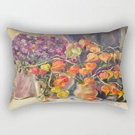 Still life # 27 Rectangular Pillow