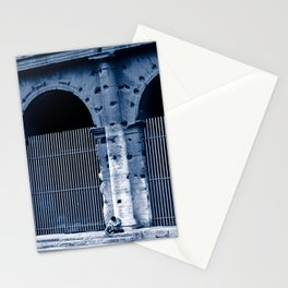 LOVERS - Rome - Italy  Stationery Cards