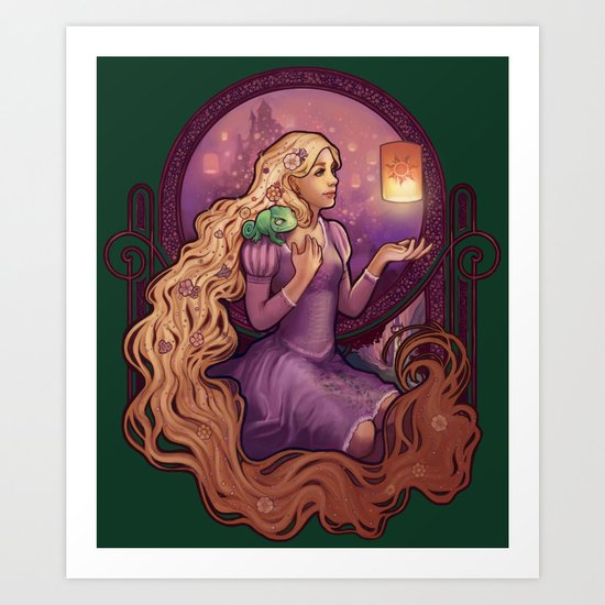 A New Dream Art Print