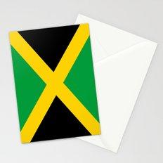 Flag of Jamaica Stationery Cards