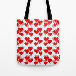 My Hearts Tote Bag