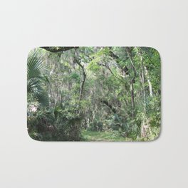 Hiking in Florida Bath Mat