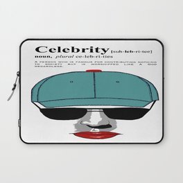 Celebrity Laptop Sleeve