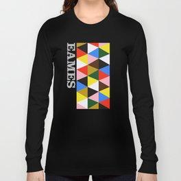 EAMES! Long Sleeve T-shirt