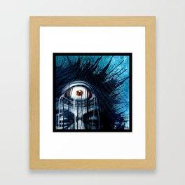 3:33 track art 1 Framed Art Print