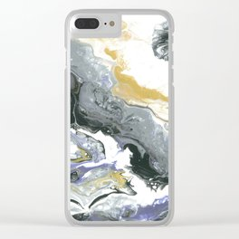 Keep striving Clear iPhone Case