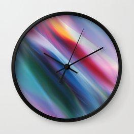 sensorial nature Wall Clock