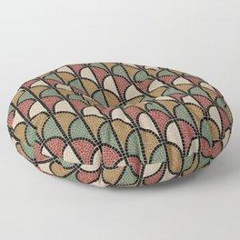Mosaic - Roman (Pompeii) Floor Pillow