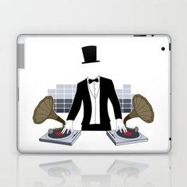 DJ Gramophone Laptop & iPad Skin
