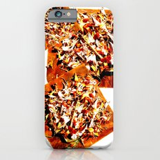 Flowers on a table 2 iPhone 6s Slim Case
