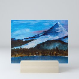 Schiehallion Mountain Mini Art Print