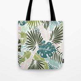 Veil of palm Tote Bag