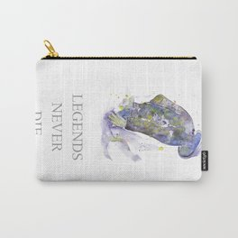 Legend Never Die Carry-All Pouch
