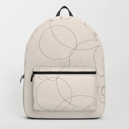 Abstract Composition - Simple & Nice Backpack