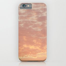 0359 Southern California Desert Sunsets iPhone Case