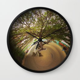 Place Wall Clock