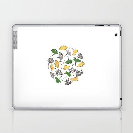 The Gingko Remains Laptop & iPad Skin