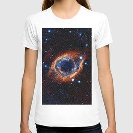 Helix Nebula (Infrared) T-shirt