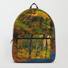 Autumn in Pennsylvania Backpack