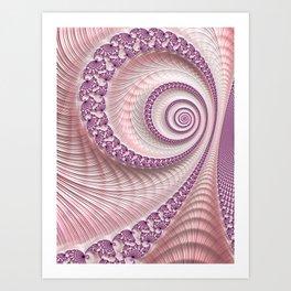 Hypnotic Art Print
