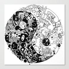 Sid-Sang Canvas Print