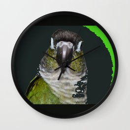 Pretty bird Wall Clock