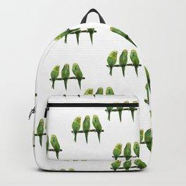 Budgerigar Backpack